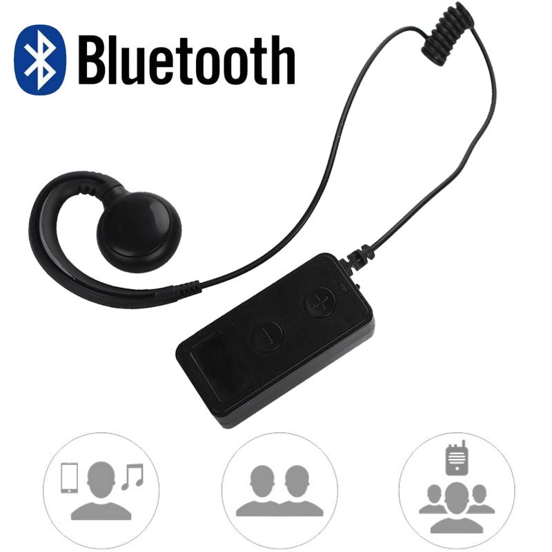 Sicherheit & Schutz Hingebungsvoll Bluetooth Intercom Walkie Talkie Headset Wireless Bluetooth Headset Durable 20 Hz-20 Khz Walkie-talkie Adapter Für Baofeng FöRderung Der Produktion Von KöRperflüSsigkeit Und Speichel