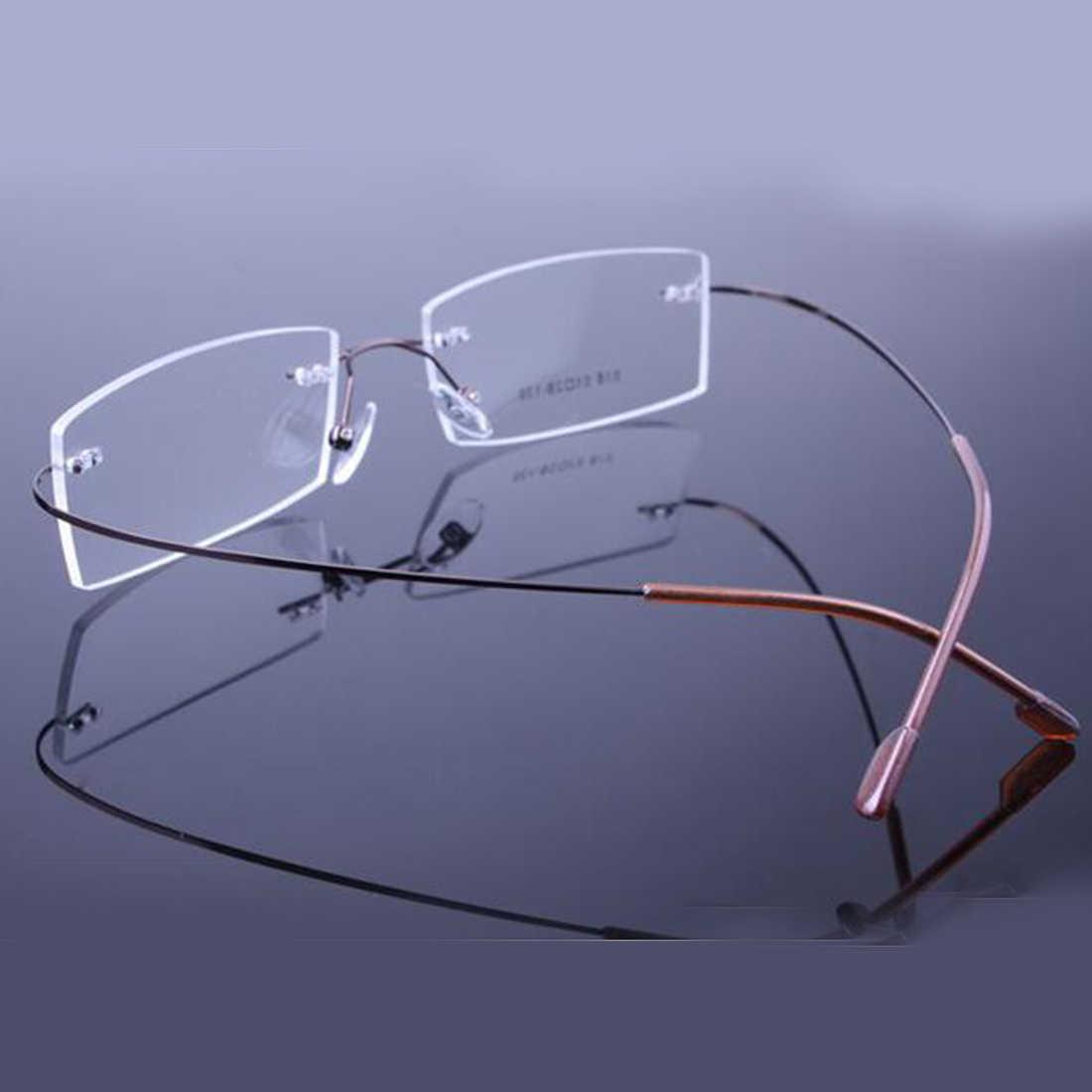 Women Men Flexible Optical Frame Prescription Spectacle