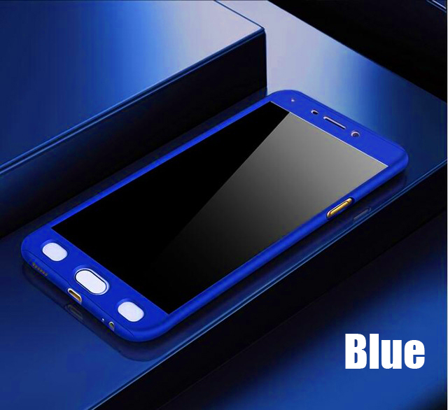 Phone Cases For Samsung Galaxy A3 A5 A7 J5 J7  A6 A8 Plus  360 Full Cover For Samsung S7 Edge Protective Case