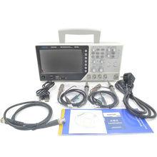 Hantek DSO4102C Oscilloscope Numérique 2 Canaux 100 MHz Arbitraire/Fonction Générateur de Signaux 1GSa/s ventes directes d'usine