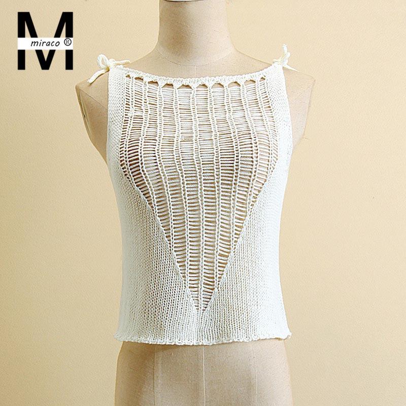 Summer Women Tank Top 2015 Hot Sale Camis Lace Crochet Crop Top