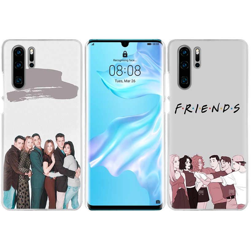 Чехол Friends tv Show для huawei P20 P30 P Smart 2019 Nova 4 3i P10 P9 P8 mate 10 20 lite Pro Mini 2017 жесткий чехол для телефона из поликарбоната
