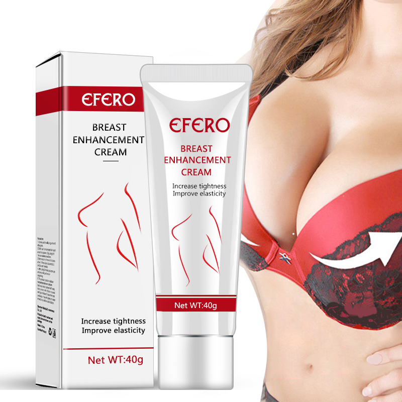 EFERO Breast Cream Effective Lifting Breast Enhancer Increase Tightness Bust Care Body Cream Breast Enlargement Cream