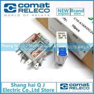 RELECO C10-A16X DC24V 24VDC relay Brand new and original(China)