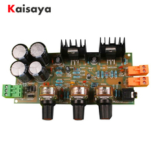 TDA2030A hifi stereo amplifikatör Iki kanallı 2.0 18 W + 18 W AMP kurulu DIY Kitleri B3 007
