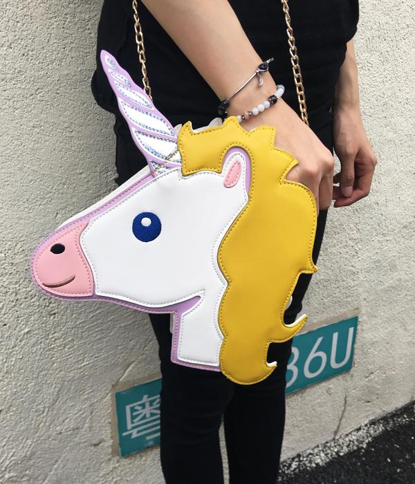 HTB1qJS7RXXXXXXIXpXXq6xXFXXXT - Unicorn Handbag women Shoulder Bag Cute
