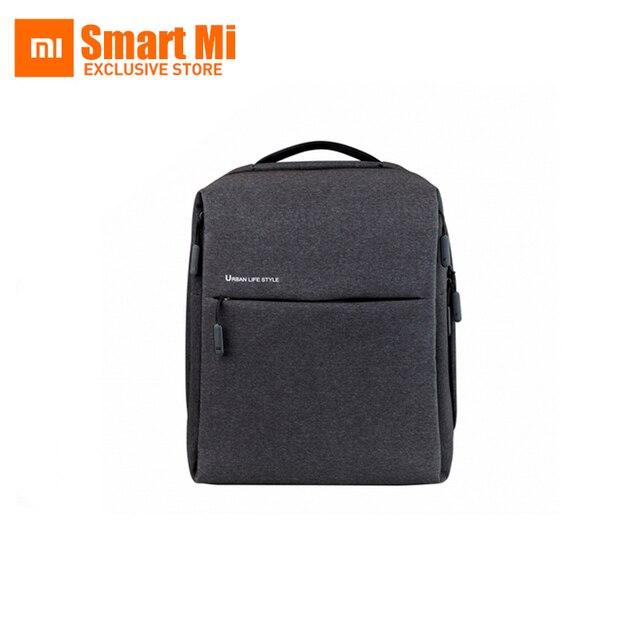 2016 Оригинал Xiaomi Женщины Мужчины Рюкзаки Бизнес-Школы Рюкзак Большой Емкости Студенты Бизнес-Сумки для ноутбуков