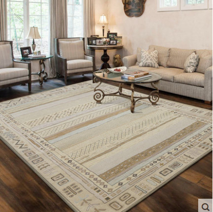Kingart Big Living Room Carpet Kid Floor Mat Thick Bedroom Rug For Home Decor And