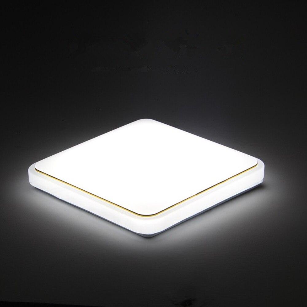 Modern 24w 30cmx30cm Square Led Ceiling Light Led Ceiling: Original LED Ceiling Light Lamp Modern Simplified LED