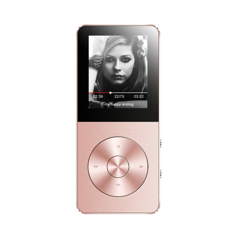 MP3-mängija IQQ X1 Mini kaasaskantav sport-raadio-videomuusika - Kaasaskantav audio ja video - Foto 2