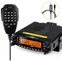 1508A Newest Factory Manufacturer TYT TH 9800 50W Quad Band Repeater Amateur Transceiver With Programming Cable