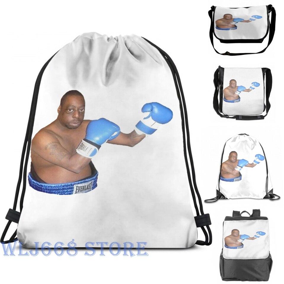 Funny Graphic Print Shoulder Bags Women Beetlejuice Lester Green Boxing Single Shoulder Backpack Travel For Men Gym Bag Backpacks Aliexpress