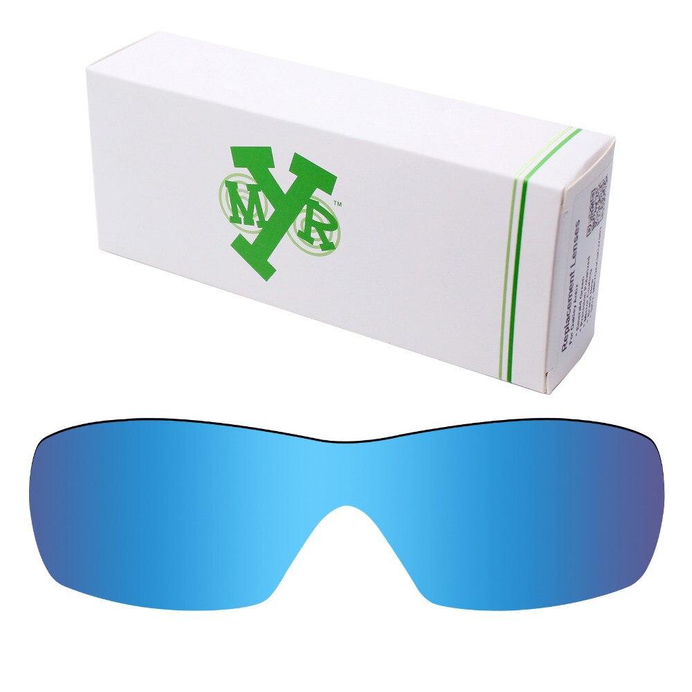 Mryok против царапин ПОЛЯРИЗОВАННЫЕ замены Оптические стёкла для Oakley Dart Солнцезащитные очки для женщин темно-синий