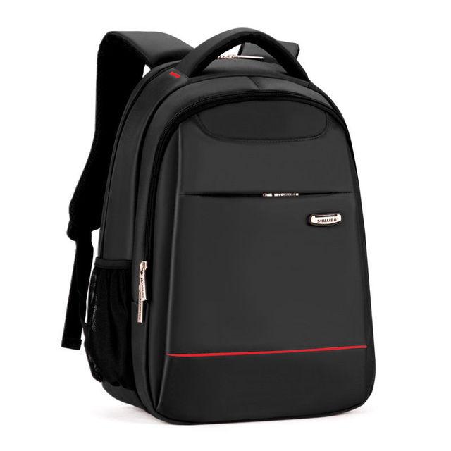 BAGAIL Travel Rucksack Backpack Men's School Bag ScanSmart
