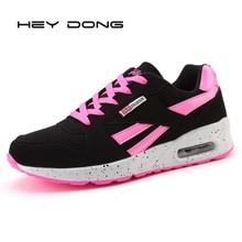 Brand Basket Femme Zapatillas Deportivas Mujer Walking Women Casual Shoes Woman Lace up Lightweight Flat Shoes Tenis Feminino