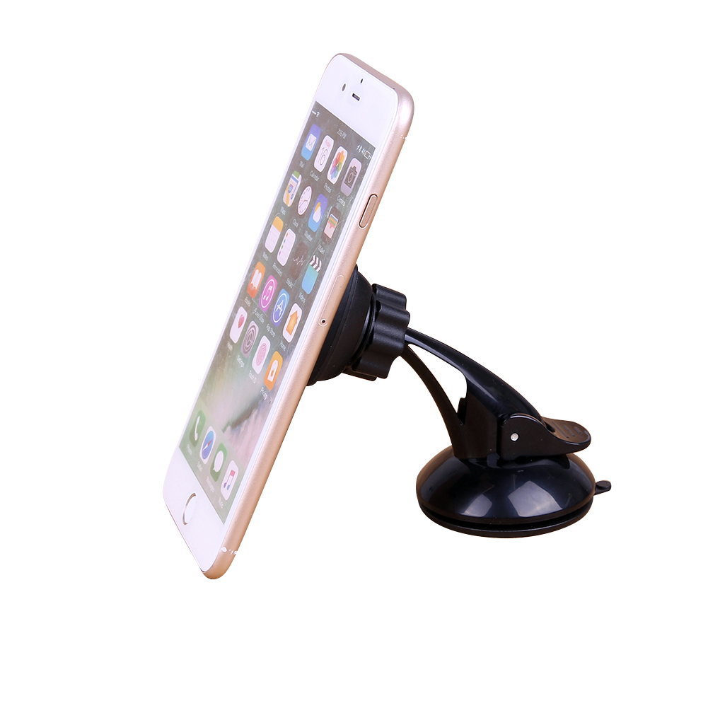 Universal 360 Rotating Magnetic Car Phone Holder Mount Bracket for iPhone Samsung Xiaomi Magnet Mount Holder Stand