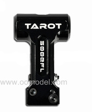 Tarot 500EFL PRO Metal Main Blade Holder Set Black TL50148-02 Tarot 500 RC Helicopter Spare Parts FreeTrack Shipping
