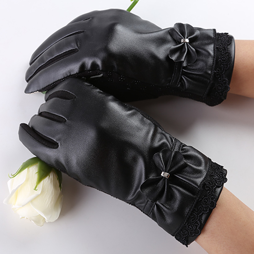 Women Cotton Gloves Fashion Comfortable s