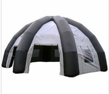 high quality customized camping tent inflatable tent with widows for exhibition and event
