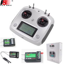 Flysky FS i6S Remote Controller 10CH 2.4G with FS iA6B FS iA10B Receiver for RC Airplane Quadcopter Multirotor Drone