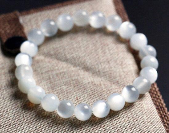 bracelet femme pierre de lune