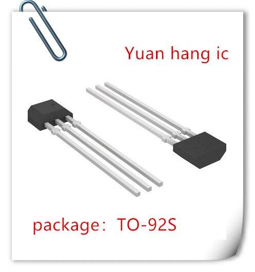 BC327B Transistores Nuevo TO92 5 piezas