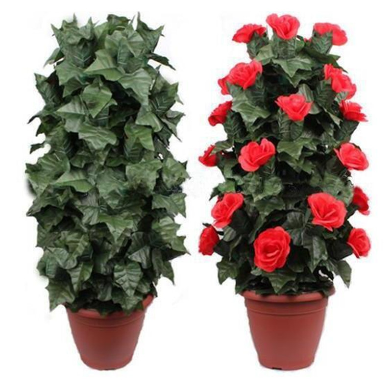 Blooming Rose Bush - Remote Control - 30 Flowers,magic tricks,mentalism,flower magic,comedy ,stage magic props,magic accessories best quality yarmee multi functional condenser studio recording microphone xlr mic yr01