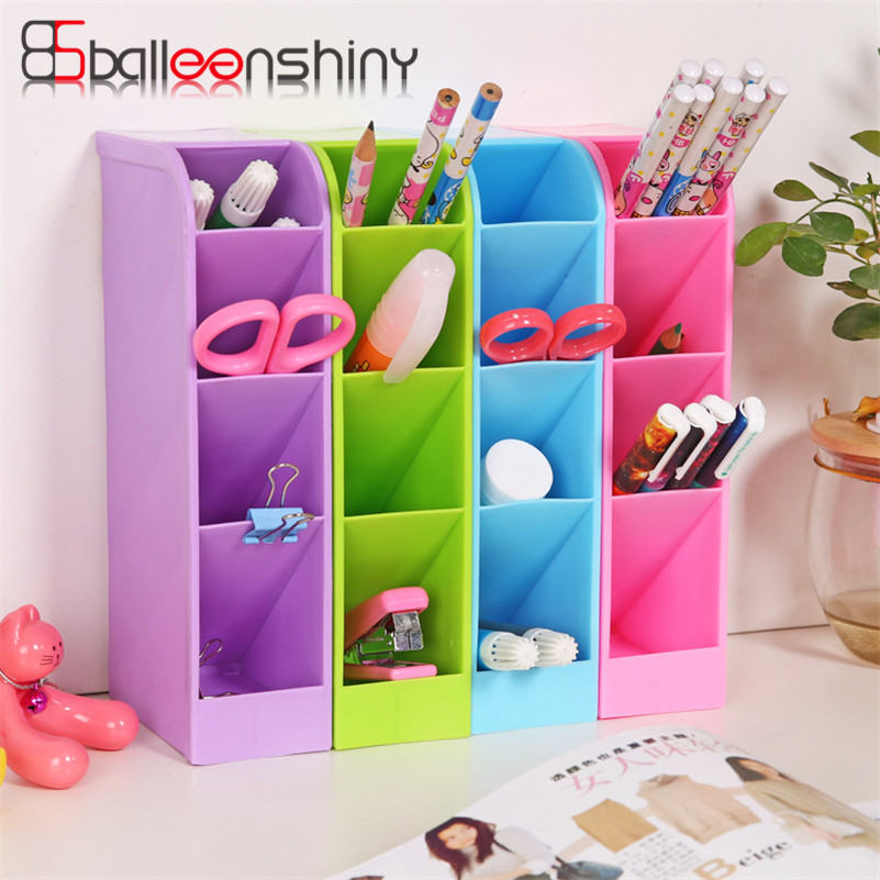 2059151cm:  20.5*9.1*5.1cm Mini Storage Box Desk Sundries Stationery Tableware Organizer Cosmetics Makeup Container Bin Kitchen Tool - Martin's & Co