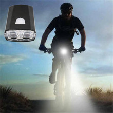 Outdoor USB Rechargeable Superbright LED Front Mount Bike Bicycle Headlight Light Sport & Outdoor Bike Accessories Wholesale