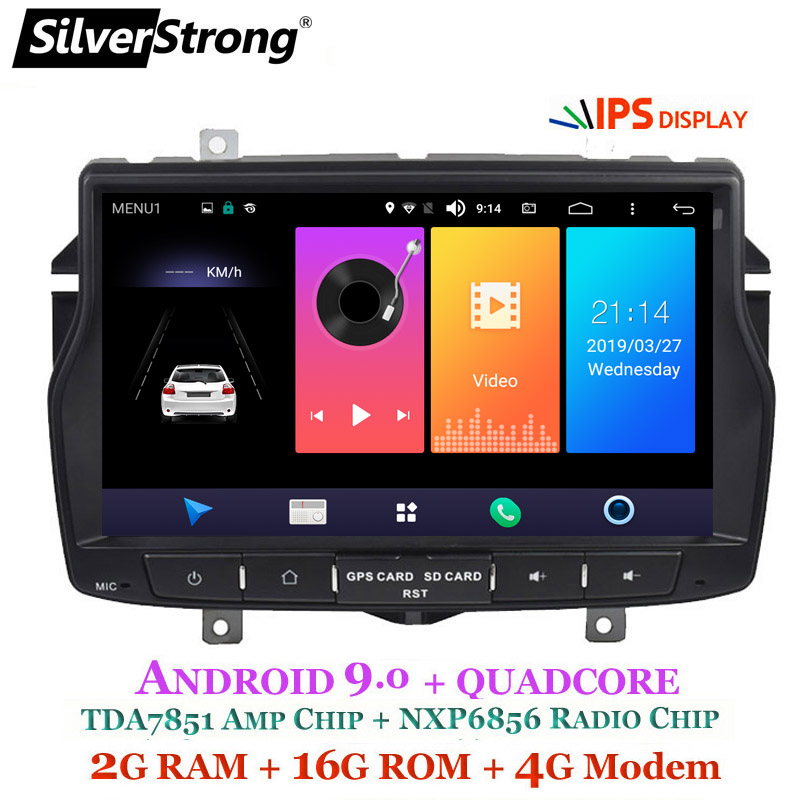 Silverstrong Gps Lada Vesta Android