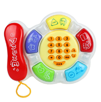 Baby Phone Toys Story Machine Music Phone Tell A Story Telephone Toy Educational Toy