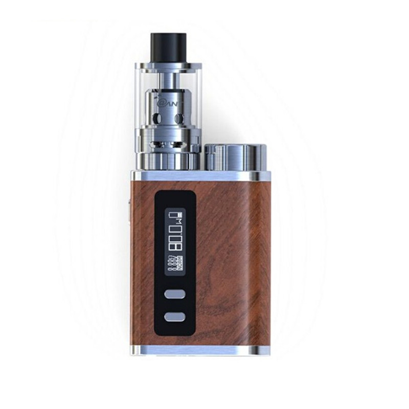 original IJOY Cigpet Ant 80w starter E-Cigarettes kit 1.8ml 28mm Box Mod Vapor Vape pen Hookah Electronic Cigarette E Cig kit стоимость