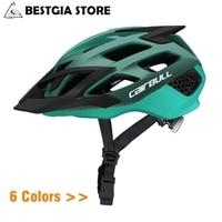 CAIRBULL Men Cycling Helmet Women Casco Ciclismo In mold Road Mountain Bike Helmet Downhill Safety MTB Bicycle Helmet Casque Vtt