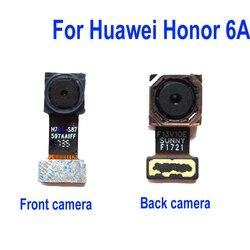 LTPro najwyższej jakości testowany robocza małe stoi aparat z przodu/główne duże kamera cofania dla Huawei Honor 6A telefon części