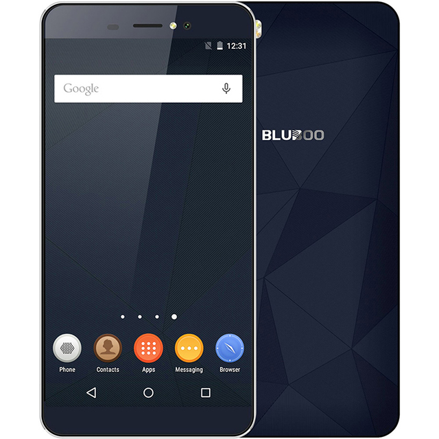Picasso 4G LTE Smartphone Android 6.0 MTK6735 BLUBOO Quad-core 2 GB + 16 GB 8.0MP $ number MP NFC 5.0 pulgadas de Pantalla HD Del Teléfono Móvil celular