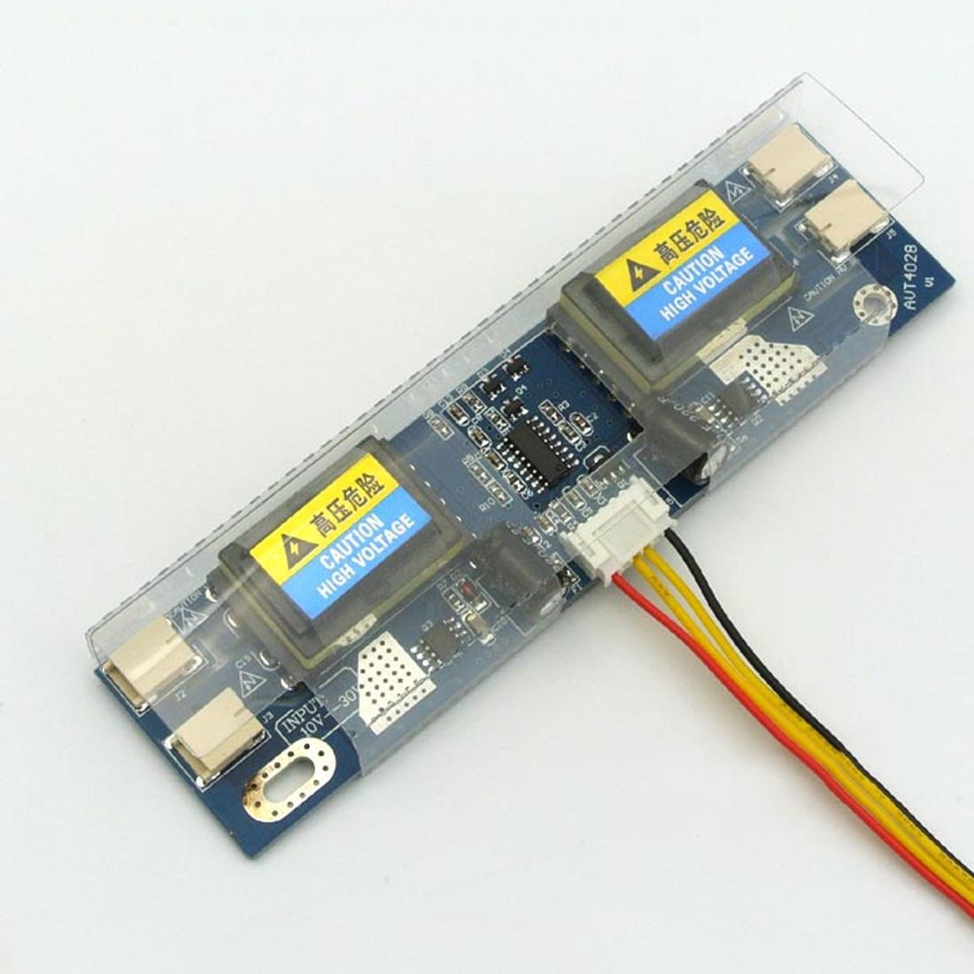 Centechia  IMC Universal CCFL Inverter LCD Laptop Monitor 4 Lamp 10-30V For 15-22