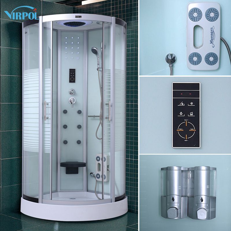 20 90cm NO Steam shower cabin bath douche cabine Shower Cubicle ...