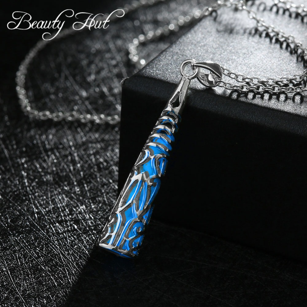 Beauty Hut N042 C 2017 New Products Noctilucent Necklace