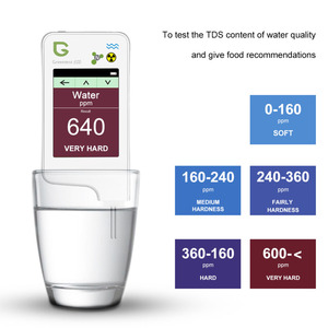 Image 3 - Portable nitrate water and radiation detector for Food, Meat, Fish Nitrate Tester, water TDS, Radiation Detector/ Health Care