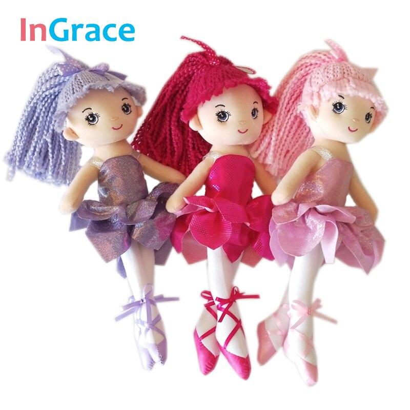InGrace Ballerina bambola ordine all'ingrosso-in Bambole da Giocattoli e hobby su  Gruppo 1