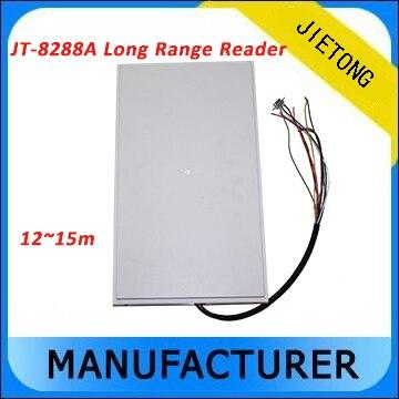 RFID UHF пассивной дальний Reader 12 15 м + бесплатная SDK + свободные теги (RS232/RS485 /WG26/32/34) картридер