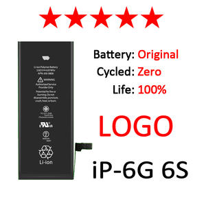 AAAAA Quality 5 5s se 6 6s Zosol Lithium Battery For Apple iPhone 6s 6 5s 5 Replacement Batteries Internal Phone Batery 1810mAh