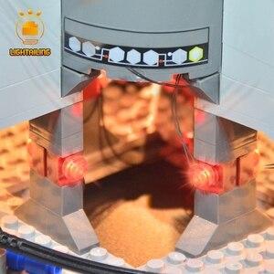 Image 3 - LIGHTAILING LED Light Kit For 10188 Star War Series Death Star Building Blocks Light Set Compatible With 05035 35000 81037