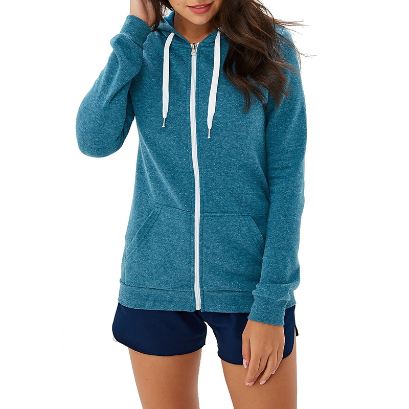Hoodies & Sweatshirts MODIS M182S00094 hooded jumper sweater for female for woman TmallFS