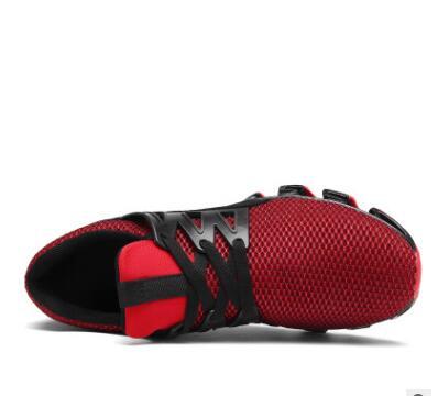 Transfrontières Sneakers Jeunes des 2018 En Explosions New Summer Lame De Automne Usine Gros Black Croix red Chaussures grey Marée Hommes 4AR5L3j
