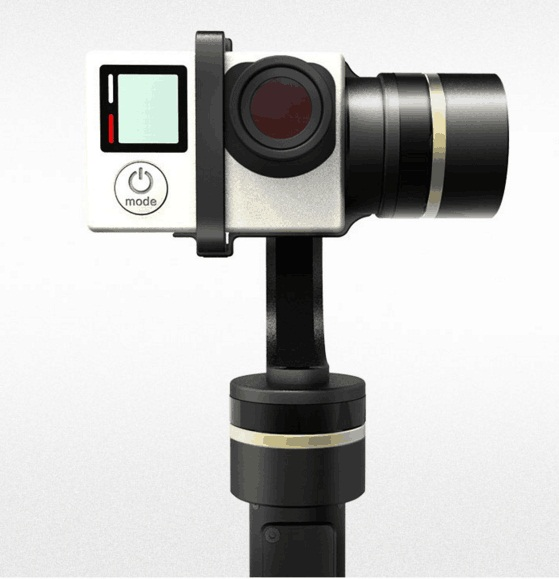 FY-G4S  Feiyu Official Newest 3 Axis Gimbal 360 Degree Turning Without Limited / Compatible With Gopro 3 / 3+ / 4 / FY-G4S europe style стол dt 903 белый