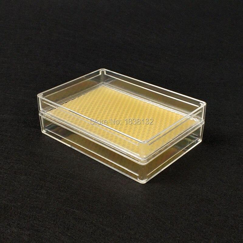 6 ピース蜂蜜カセット透明高品質の蜂蜜ボックスコーム基礎シート容器養蜂用品ツール|養蜂道具|ホーム&ガーデン -