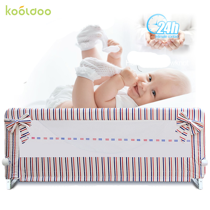 kooldoo 2-2.2 m bed fence with the big bed and 100% cotton cute style cute stripe style dog pet apparel 2 leg holes with hat backpacks color assorted size m