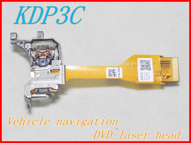 De calidad superior KDP3C navegación DEL COCHE DVD de lectura óptica por la serie DVS DVS-3150 Nisan Toyota Lexus GPS del coche de audio de sonido sistema