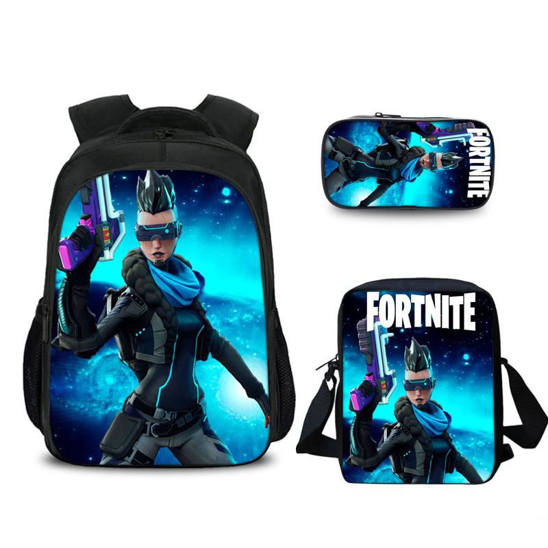 Hot-selling Printing Roblox Games Backpacks Teenage Girl Backpack Student School Bag Computer Bag Women Shoulder Travel Bag